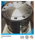 A105 304 316 a modifié la bride borgne d'acier inoxydable de carbone