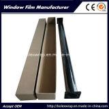 5% черное 1.5mil, пленка окна Царапать-Упорного автомобиля 2plys солнечная, пленка подкраской окна