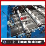 Roulis galvanisé de tuiles de toit de réducteur de transmission formant la machine