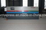 Автомат для резки металла контрольного оттиска машины E21s CNC QC12k 10*4000mm гидровлический режа