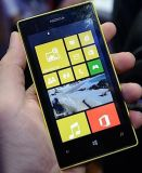 Téléphone portable Windows moins cher de la marque d'origine, téléphone portable Lumia 520, téléphone portable Windows, téléphone intelligent GSM débloqué