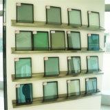 Plat Courbé en verre trempé / isolé pour construction Fenêtres / Portes