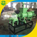 Máquina de secagem do estrume da vaca/separador estrume animal para a galinha/gado/porco