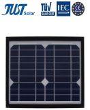 Панель солнечных батарей сбываний 10W фабрики Mono с 25 летами гарантированности