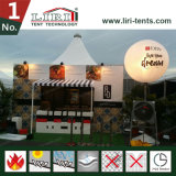 Panneau latéral 5X5m pour Gazebo Pagoda Tents Catering Outdoor