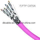 Netz LAN-Kabel F/FTP CAT6A