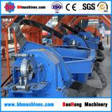 China-guter Preis-voller automatischer Zeilensprung-Typ Kabel-Schiffbruch-Maschine