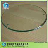Parti di vetro smussate rotonde 2017 dello Shandong 6mm