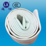 Trazador de líneas de goma de la tela flexible para el manguito