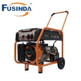 generatore della benzina dell'avviatore 5kVA con AVR (FE6500E)
