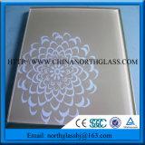 Neue Muster-keramisches gefrittetes ausgeglichenes Glas