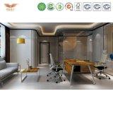 Mobília de escritório moderna L mesa executiva da forma (MARCENEIRO ED26)