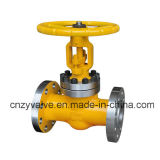 """API602 1500lb 1/2 """"A105 Válvula de porta de flange de aço forjada (Z41H-DN15-1500LB)"""
