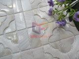 Blumen-Form-Perlmuttmosaik-Fliese (CFP140)