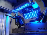 Sistema di inseguimento visivo del CCD con le doppie teste