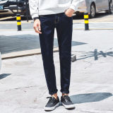 C302 Spring 2017 Best Sell Men's Cotton Stretch Denim Jeans