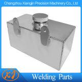 Tank de van uitstekende kwaliteit van de Brandstof van het Aluminium van het Lassen