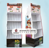 Estantería de cartón Display Stand Comic Book Display Rack