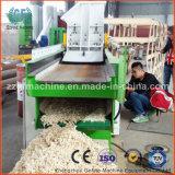 Bois animal de literie rasant faisant le matériel de machine