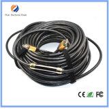 câble plaqué par or de 10m 15m 20m 30m 50m 1.4V 2.0V HDMI
