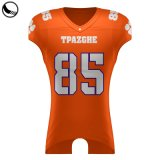 2019 Wholesale New College White Custom Youth American Football Uniforms