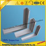 Estrutura de alumínio para armário de cozinha de alumínio
