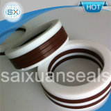 PTFE v 모양 기계적 밀봉 v 패킹 물개 /Seal 지구 고열