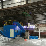 De Scherven die van de Knipsels van het aluminium Briket recycleren die (automatische) Machine maakt