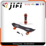 Vier Räder 70mm PU-Reifen-elektrisches Skateboard