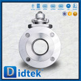 Didtek API 607 de Veilige Duplex 2205 A995 Gr. 4A Drijvende Kogelklep van Brand