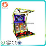 Máquina de fichas caliente del simulador de la música de baile de la arcada de Saling