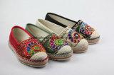새로운 디자인 Shoes 형식을%s 편평한 발뒤꿈치 발레 숙녀