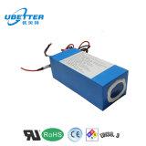 Litio entero LiFePO4 18650 de la venta ODM solar de la batería de la luz de calle de la batería de la potencia de la robusteza de 26650 E-Bicis