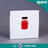 Commutateur matériel du chauffe-eau d'état d'air de laiton élevé de PC d'Igoto 45A 250V 45A
