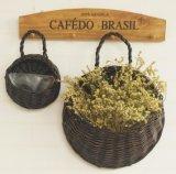 (BC-WF1001) Alta calidad hechos a mano Sauce Natural Cesta de flores