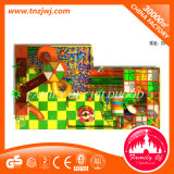 Children Labyrinth Amusement Park Indoor Playground com jogo de bola