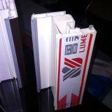 Профиль PVC орденской ленты пластичного окна высокого качества Профил-Сползая