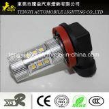 12V 80W LEIDENE van de LEIDENE Macht van de Auto de Lichte Hoge AutoKoplamp van de Mistlamp met H1h3 Kern Xbd van de Contactdoos CREE van H4h7h8h11h16 Pw24 de Lichte
