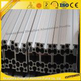 60X60 de t-Groef van het aluminium de Uitdrijving van het Profiel van het Frame met de Certificatie van ISO 9001