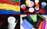 Horizontaler Film-Plastikblatt-Extruder
