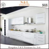 N&Lの台所床デザイン陶磁器の新しいカラーディスプレイの台所家具
