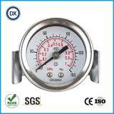 001 de l'installation de la pression en acier inoxydable de jauge de pression de gaz ou de liquide