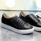 No типа тапок кожи обуви женщин: Вскользь Shoes-SL001