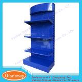 Kundenspezifische Produkt-Metallbefestigungsteil-hängender Speicher-Bildschirmanzeige-Regal-Standplatz