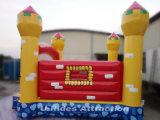 Дома прыжока замока коммерческого использования замок раздувной скача для детей