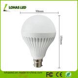 Bombilla al por mayor del plástico LED del precio B22 15W