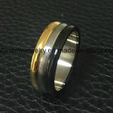 Shineme Jewelry High Quality Spin Titanium Ring (TR1922)