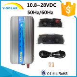 C.C maximum 60A/50A de Gti-1000W-36V-110V-B 20-45VDC solaire sur l'inverseur de relation étroite de réseau