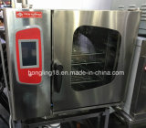 Four électrique de vapeur de Combi de plateaux commerciaux de la cuisine 6 d'acier inoxydable de bonne qualité