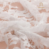 ウェディングドレスのための卸し売り綿またはナイロンギピールレースのまつげのレース
